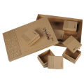 Toptint Luxury Paper Garment Packaging Box with Custom Logo