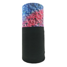 Custom 100% polyester sublimation printing seamless tube bandana