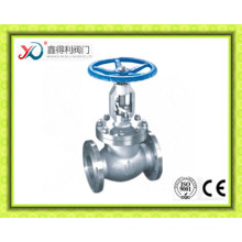 China Factory BS1873 Flange Casted Steel 150lbs Globe Valve