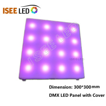 Cubierta de aluminio DMX Led Panel Lamp