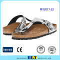 Fasahion Flip Flops Flat Men Slippers