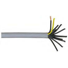 Многожильный экранированный гибкий кабель управления 300 / 500В и 450 / 750В