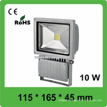 2015 Hot sale CE&ROHS 10W AC85v-265v waterproof IP66 led flood work light