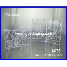You logo lipgloss container tubo rígido lábio gloss caixas