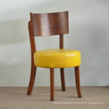 Wholesale Backrest Wood Chairs for Restaurant (SP-EC613)
