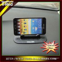 wholesale china factory PU gel adhesive sticky cell phone display stand in the car