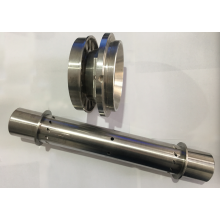 Stainless Steel CNC Machining Union Fitting Elbow Nipple
