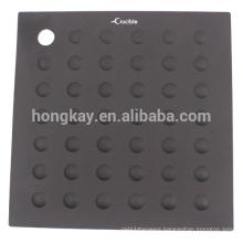 FDA Silicone Heat Resistant Coasters Mat Holder