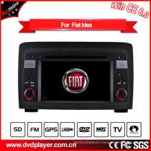Hualingan Car DVD Player for FIAT Idea Lancia Musa DVD Navigation Windows Ce