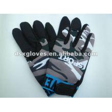 Cinco dedos luvas de condução neoprene (DSX-P010)
