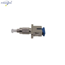 flanco atenuador de fibra óptica de modo único sc FC-SC adaptador de acoplador macho a hembra adaptador hembra simplex sc / apc
