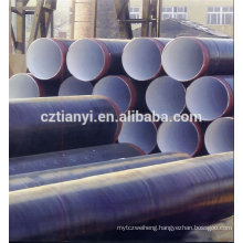 Carbon Steel Seamless Oil Pipe with ASTM A106B Standard