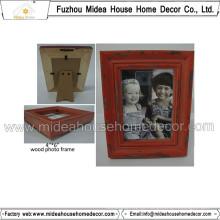 Massivholz-Qualitäts-Baby-Foto-Rahmen