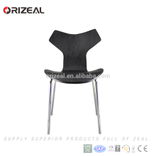High Quality Solid Wood Replica Black Modern Designer Chair For Dining Room Chairs Wholesale