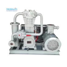 ZW-0.5/10-16 Lorry loading unloading Propane Gas Liquefied Petroleum Gas LPG Compressor LPG Pump