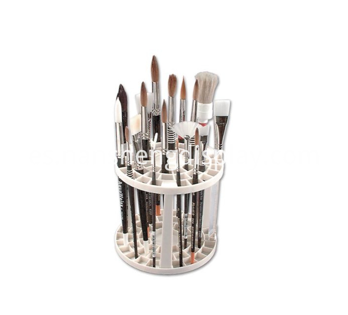 Multi Artist Paint Brush Organizer Makeup Holder