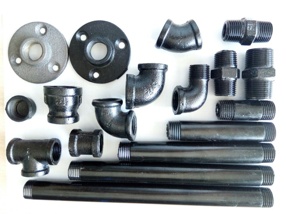 patio pipe furniture parts threaded floor flanges