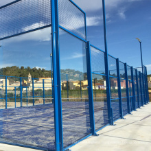 Guangdong  12mm unbreakable clear full tempered toughened glass for  tennis padel court