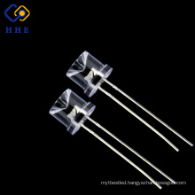 2018 hot sale 8mm concaved led diode for Indoor and outdoor commercial lighting