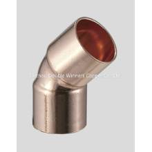 45degree Elbow Copper Fitting for Refrigeration