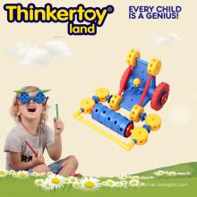 Niños mini plástico educativo Inteligente Compass Brújula de juguete