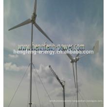 small 600W residential wind power generator
