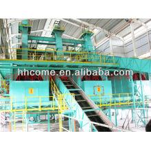 Máquina de processamento de óleo de palma