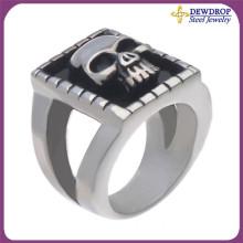 Popular Men Jewelry Finger Rings Skull Rings for Men