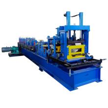 Rolo de aço do canal da forma C da placa do ferro que forma a máquina