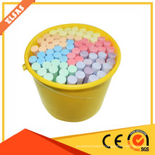 kids school small bright color chalk for blackboard