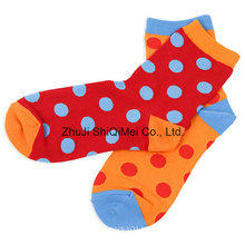 OEM Brand Service Lady Women Girl Colorful Design Socks