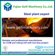 Steel Ladle for Continuous Casting Plant