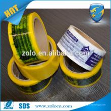 Дешевая BOPP фирменная защитная лента для уплотнения