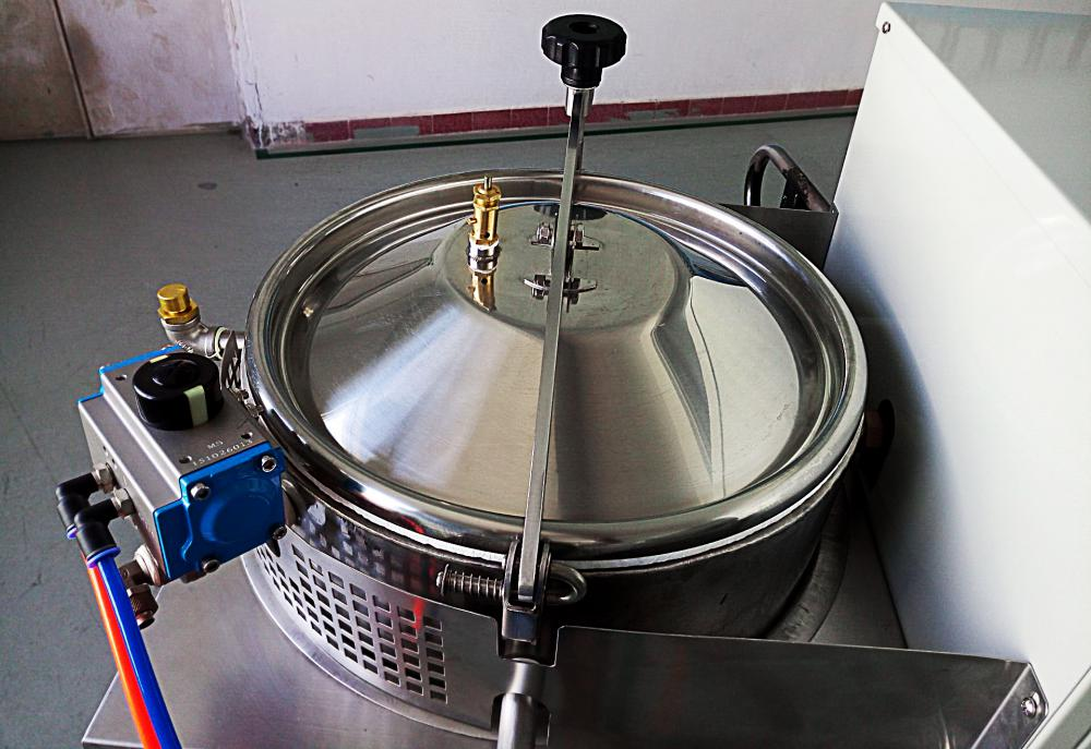 Intelligent Solvent Recovery Machine in Singapore