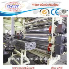 2000mm pvc waterproof wide floor production line