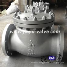 300lb Alloy Steel A217 C5 Swing Check Valve