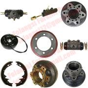Brake system forklift parts