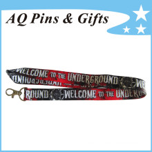 Custom Polyester Lanyards with Logo (Lanyard-112)