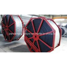 Fire-Resistant Conveyor Belt (EG200)