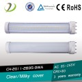 9W 180 degree 4PIN 2G11 led tube