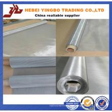 304 Malla de alambre de acero inoxidable de 20-500 micrones