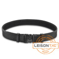 Double Locking Military Police Duty Belt Meet ISO Standard