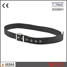 Hot Sale Factory Custom Canvas Classical Round Pin Buckle Men Webbing Belt