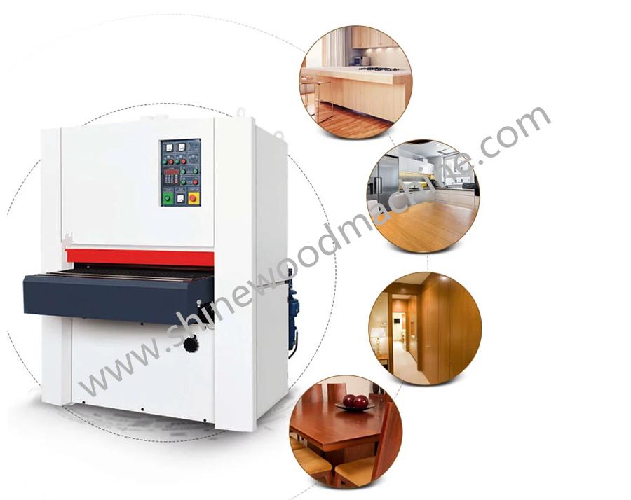 Sanding Machine Application