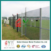 Steel Anti Climb Security Fencing