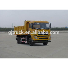 Dongfeng 6X4 drive dump truck for 14-24 cubic meter