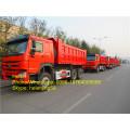 Camión volquete Sinotruk Howo 6X4 336hp