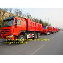 Sinotruk Howo 6X4 336hp Dump Truck