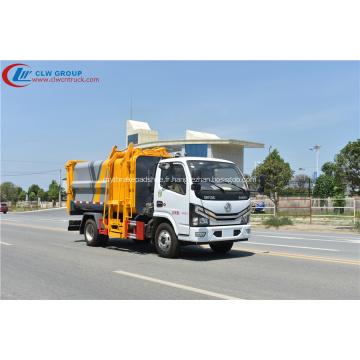 Vente d'usine de camions de déchets de cuisine DFAC Euro 6