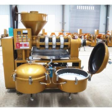 Oil Press Machine /380V Screw Oil Press Full Oil Machine